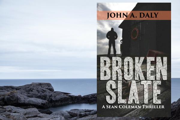 Broken Slate - A Sean Coleman Thriller