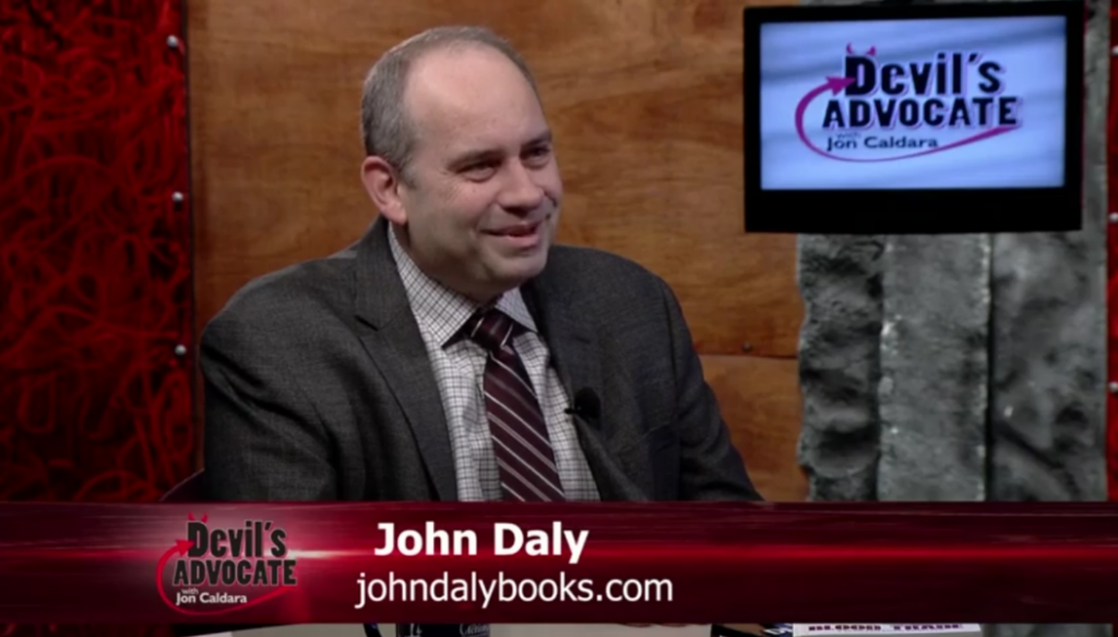 "Author John A. Daly on ""Devil's Advocate with Jon Caldara"""